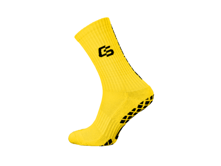 Control Socks Yellow